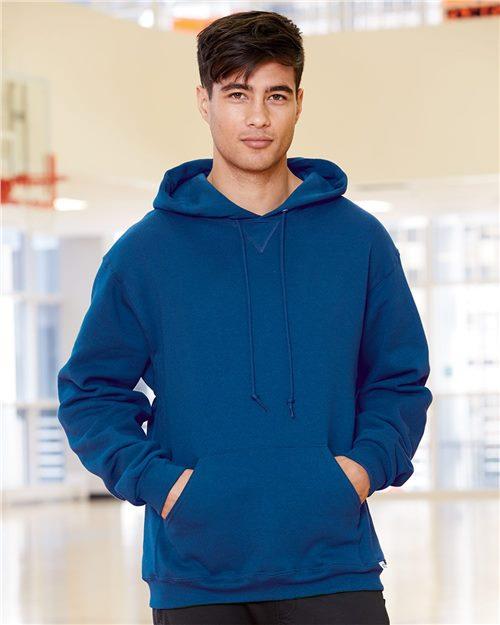 Dri Power® Hooded Sweatshirt - 695HBM