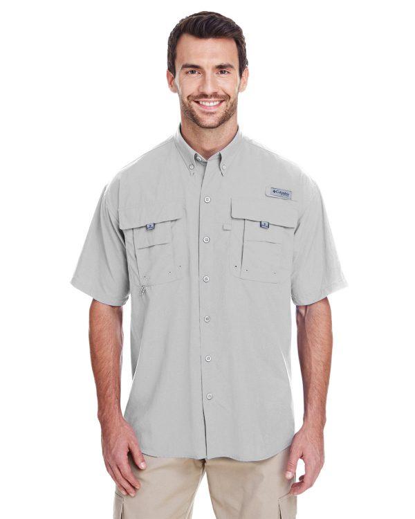 Columbia Pour homme Bahama™ II Short-Sleeve chemise - 7407