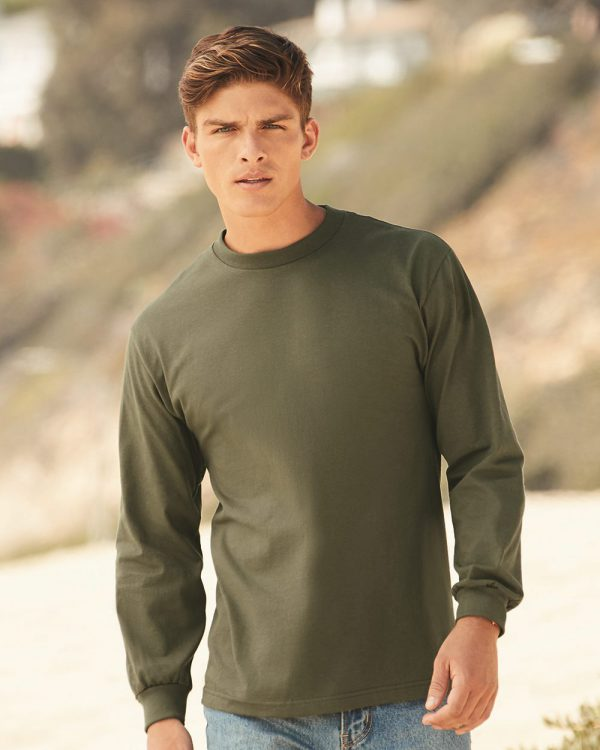 ALSTYLE - Classic Long Sleeve T-Shirt - 1304