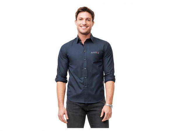 UNTUCKit Castello Wrinkle-Free Long Sleeve Slim Fit Shirt - Men