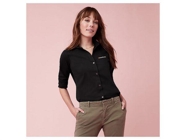 UNTUCKit Bella Long Sleeve Shirt - Women